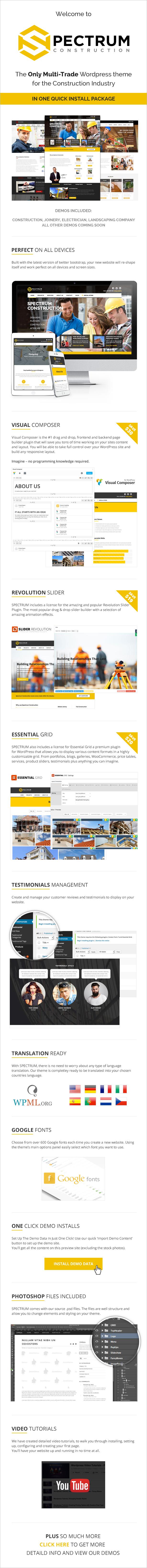 Spectrum - Multi-Trade Construction Business Theme - 20