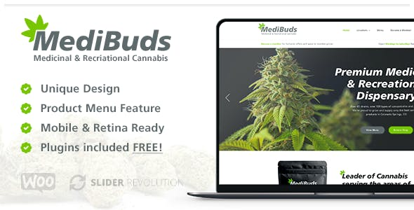 Medibuds - Medical Marijuana Dispensary