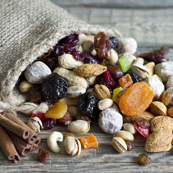 Seeds & Dried Fruits