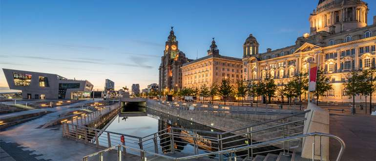 The Top Places to Visit in Liverpool