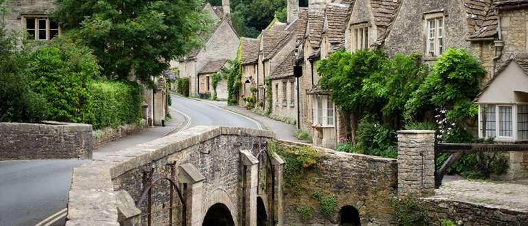 Top 5 Hidden Villages in Great Britain